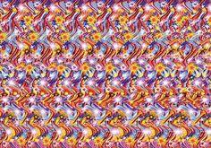 estereogramas 3d   ... de Información - Imágenes ocultas. Estereogramas! 3D Editado