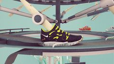 Nike / Reuse-a-Shoe. Our latest challenge from the good folk at Nike was to create a charming motion piece to increase awareness of their im...