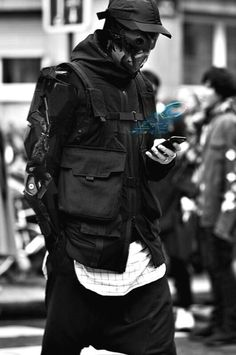 Glorious Urban Fashion Hipster Ideas 5 Easy And Cheap Ideas: Vintage Urban Fashion Retro urban fashion photoshoot clothing. Cyberpunk Mode, Cyberpunk Fashion, Fashion Kids, Urban Fashion, Fashion Spring, Classy Fashion, Women's Fashion, Fashion Design, Mode Outfits