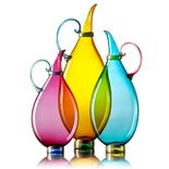 Flat Pitchers by vetro vero, more products on http://dwell.com/modernmarket.com