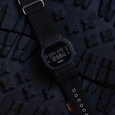 f04533aa3ec5 G-Shock DW-5600BBN-1 Military Black Series