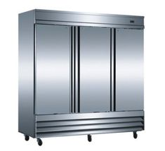 #refrigerators ? Bottom mount condensing unit ? Stainless steel interior and exterior ? Rounded #corner design for easy cleaning of inside storage ? Heavy #duty p...