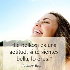 """""""#WalterRiso"""" Spanish Quotes, True Words, Peace Of Mind, Slogan, Qoutes, Mindfulness, Motivation, Couple Photos, Instagram Posts"""