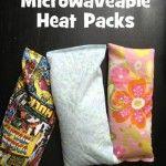 Microwavable Heat Packs