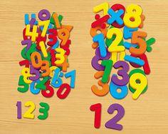 #LakeshoreDreamClassroom : Magnetic Numbers