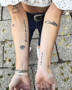 small tattoos with meaning . small tattoos for women . small tattoos for women with meaning . small tattoos for women on wrist . small tattoos with meaning inspiration Tiny Tattoos For Girls, Little Tattoos, Tattoo Girls, Mini Tattoos, Love Tattoos, Tattoos For Women, Tatoos, Small Tattoos On Arm, Pretty Tattoos