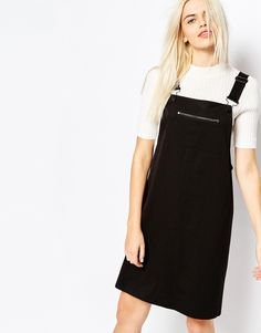 Image 1 of Monki Overall Dress