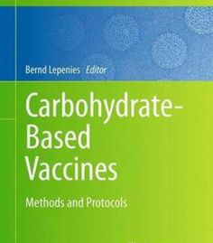 Carbohydrate-Based Vaccines PDF