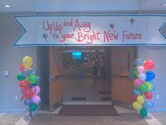 8th grade graduation party!