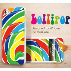 Ultra Case Designer Case Lollipop für iPhone 5 bei www. Apple Iphone 5, Iphone 5s, Girls, Design, Slipcovers, Toddler Girls, Daughters, Maids