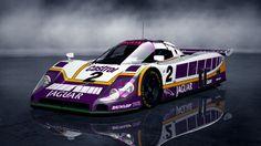24 Hours of Daytona-Winning Jaguar XJR-9 Race Car Is Heading To RM Auctions