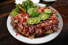 chili sauce matah original balinese ( sambal matah asli bali )   Indonesian Original Recipes