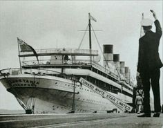 Aquitania, Cunard Line Rms Mauretania, Enchantment Of The Seas, Merchant Navy, Ways To Travel, Royal Caribbean, Model Ships, Titanic, Vintage Travel, Sailing