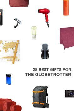 25 Best Gifts for Globetrotters // Local Adventurer #localadventurer #giftguide #traveltips #travel