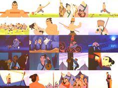 Mulan- I'll Make a Man Out of You