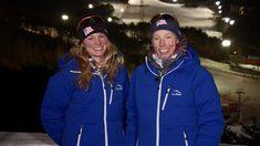 Jessie Diggins, Kikkan Randall win gold in cross-country skiing