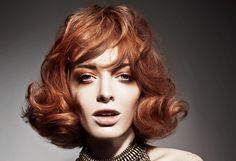 Hair: Gina Conway Aveda Lifestyle Salons and Spas, London Photos: John Rawson Make-up: Jo Sugar Styling: Jared Green Art Direction: Gina Co...