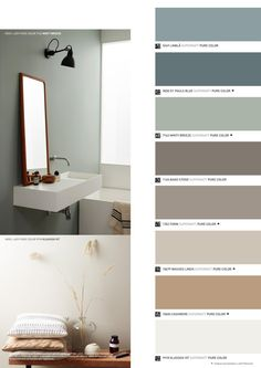 JOTUN LADY - den nya vackra färgkartan 2017 LADY Home Living - Se de nya vackra . Living Room Modern, Interior Design Living Room, Home And Living, Nordic Living, Paint Colors For Home, House Colors, Best Bedroom Paint Colors, Wall Paint Colors, Living Room Colors