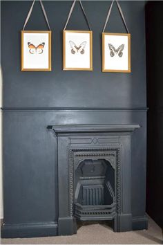 An inspirational image from Farrow and Ball by nadia www.fromroomtoroom.co.uk