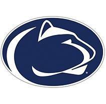 NCAA Penn State Nitty Lions Team Magnet
