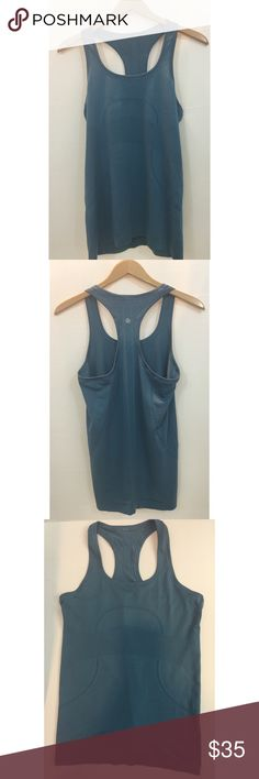 Lululemon Swiftly Racerback Tank Preowned in good condition Lululemon Swiftly Racerback Tank lululemon athletica Tops