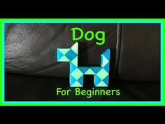▶ Smiggle Snake Puzzle or Rubik's Twist Tutorial: How to Make a Dog Shape For Beginners, Step by Step - YouTube