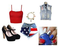 """Untitled #6"" by lilianaramos on Polyvore"