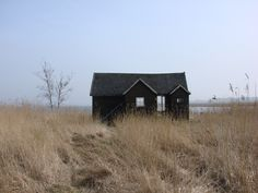 cabinporn: Abandoned waterfront cottage in Denmark. Submitted by Maj Persdatter. Little Cabin, Little Houses, Abandoned Houses, Abandoned Places, Waterfront Cottage, Cabins And Cottages, Old Buildings, Vacation Spots, Denmark