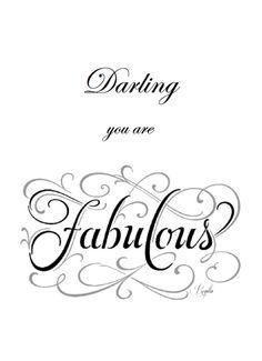 Regilla ⚜ Darling...