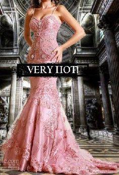 Custom Made! Hot Sale 2012 New Mermaid Spaghetti Strap floor length Satin Lace beadings Prom Dresses