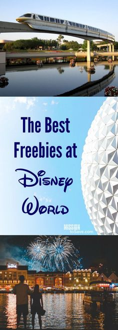 Check out this list of the best freebies at Walt Disney World complied by a veteran Disney travel fan. What are your favorite free Disney World Activities? #disneyworld #disneytips #freeatdisney #disneyside #familytravel