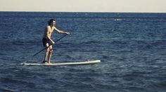Ignas Stand UP Paddling in El Médano, Tenerife, Spain #sup #tenerife #paddlesurf #standuppaddling