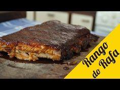 Ribs on the Barbie (Costelinha suína com molho barbecue) - Rango do Rafa - YouTube
