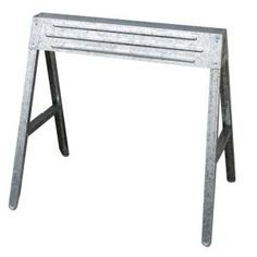 Workforce, 1-Compartment Folding Steel Sawhorse, SH106 at The Home Depot - Mobile