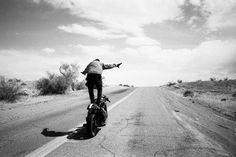 despite the badass-ness of this stunt, Indian Larry died doing it.