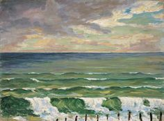 The Surf Club, Miami - Winston Spencer Churchill c.1930British 1874-1965