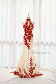 Charming Prom Dress,Sexy Appliques Prom Dress,Mermaid Prom Dress