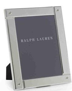 Ralph Lauren Home Overlap Picture Frame 8x10 Retail $125 *NO RESERVE    Opening Bid $25! NO RESERVE  Auction Ends Apr 03, 2013 10:00:06 EDT