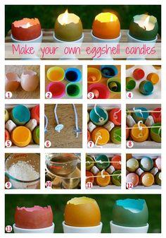 Eggshell - Kids Craft - Craft
