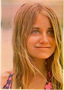 young girls wanted to look just like Marcia Brady back in the 70s