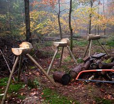 Carving benches in the woods benches in the woods Choose The Most readily useful Woods For Wood Carving If you should be starting to define wood , it . Woodworking Tools For Beginners, Green Woodworking, Learn Woodworking, Wood Working For Beginners, Woodworking Projects, Woodworking Workbench, Primitive Technology, Rustic Chair, Got Wood