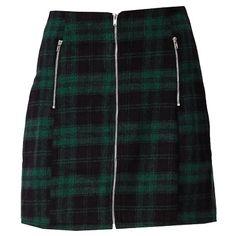 Mini jupe dès 26,00€ ici: http://stylefru.it/s114034 #jupe #vert