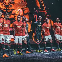 Man Utd Launch 2016/17 Home Kit in China : Events : Soccer Bible