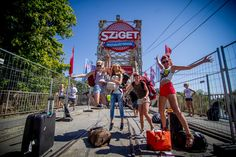 We Love Budapest shares hard-earned insider tips and tricks for having maximum fun during Budapest's spectacular Sziget Festival, happening August 11-18.