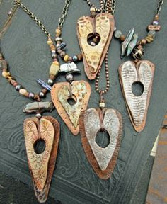 One of a Kind Jewelry for One of a Kind You: The Art of Design, Beads in the Shop and A Giveaway!!!