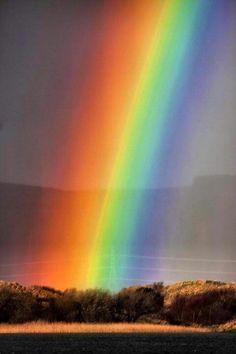 Rainbows... <3