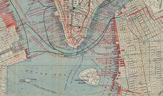 Promostyl Blog      La bibliothèque de New York géolocalise le passé