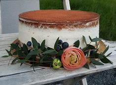 Desserts, Food, Cakes, Mascarpone, Tailgate Desserts, Deserts, Cake Makers, Essen, Kuchen