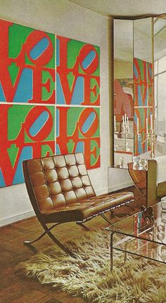 Retro Wednesday ! 1970s Home Decorating, 1970s Home Interiors inspiration #designinspiration #D2interieurs #Musing