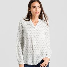 Nila Berries - Bluse aus Tencel